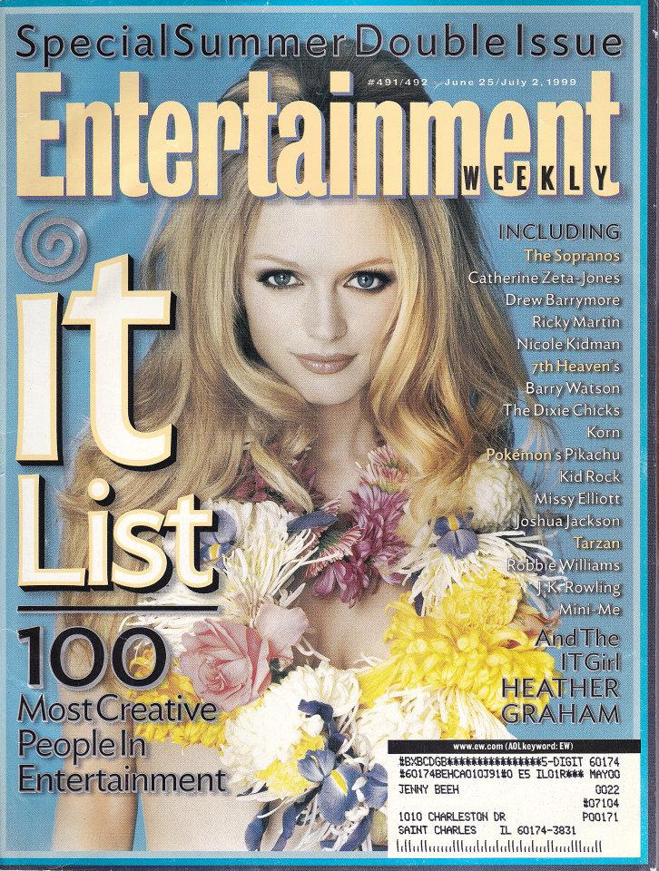 Entertainment Weekly No. 491 / 492