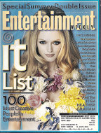 Entertainment Weekly No. 491 / 492 Magazine