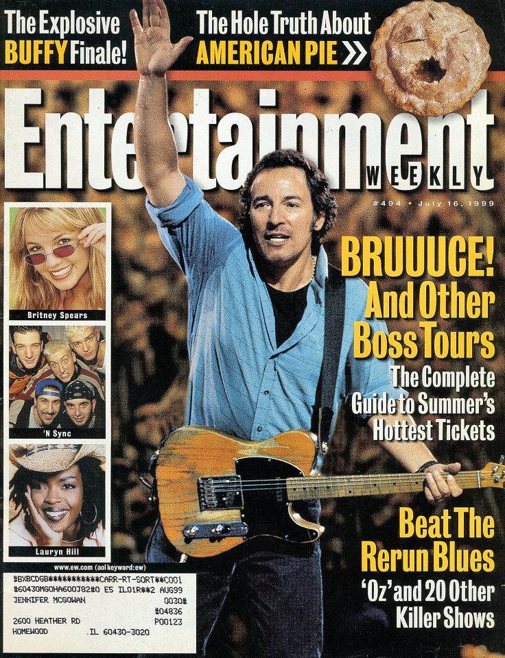 Entertainment Weekly No. 494
