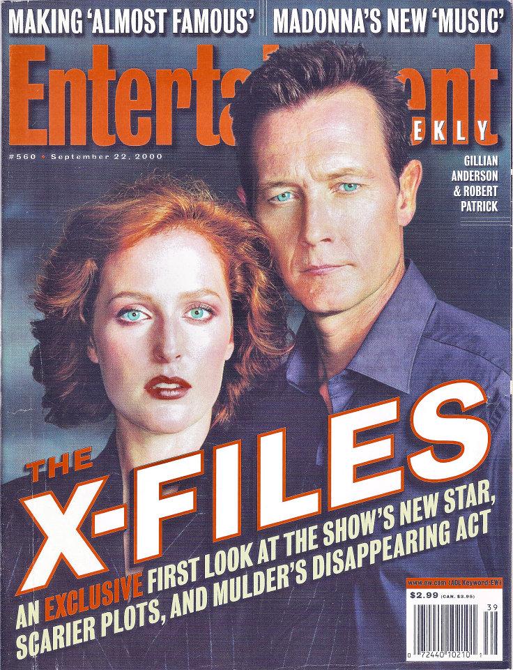 Entertainment Weekly No. 560