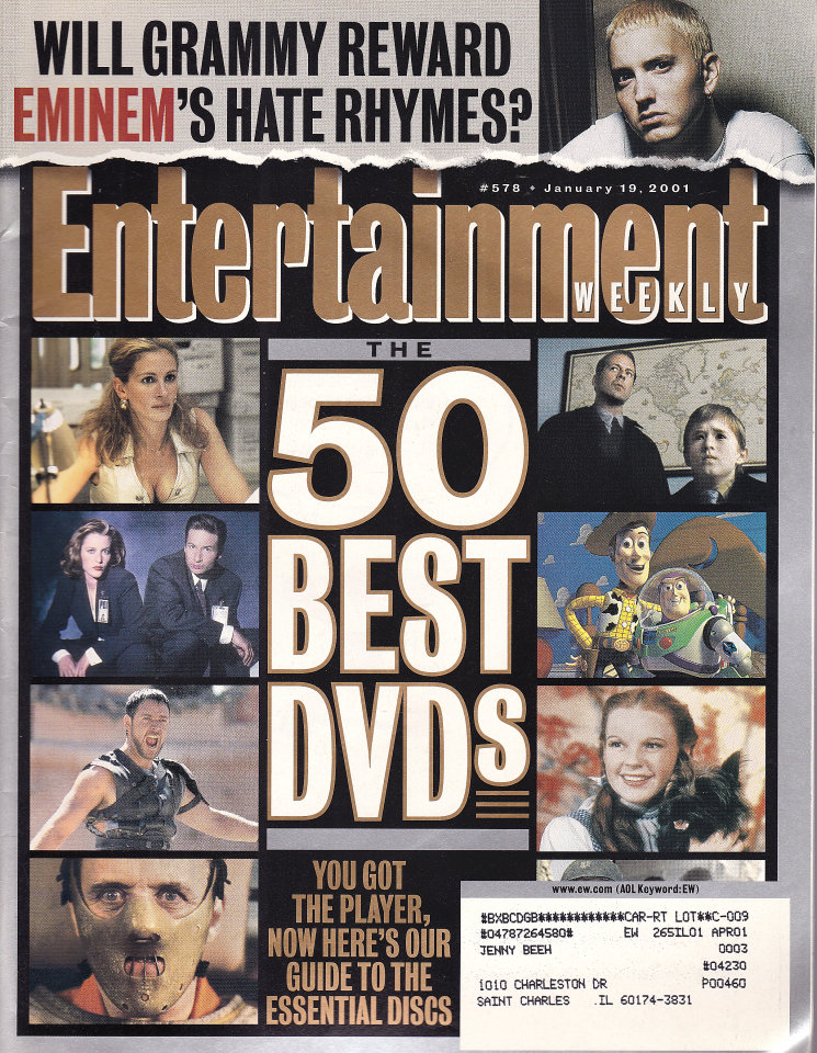 Entertainment Weekly No. 578