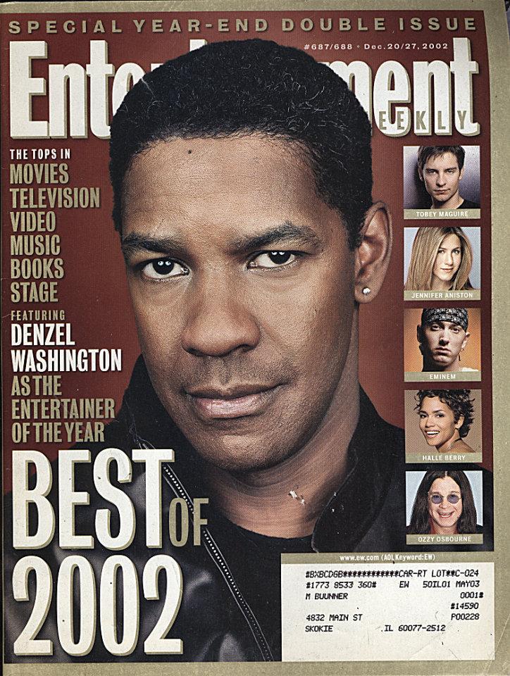 Entertainment Weekly No. 687/688