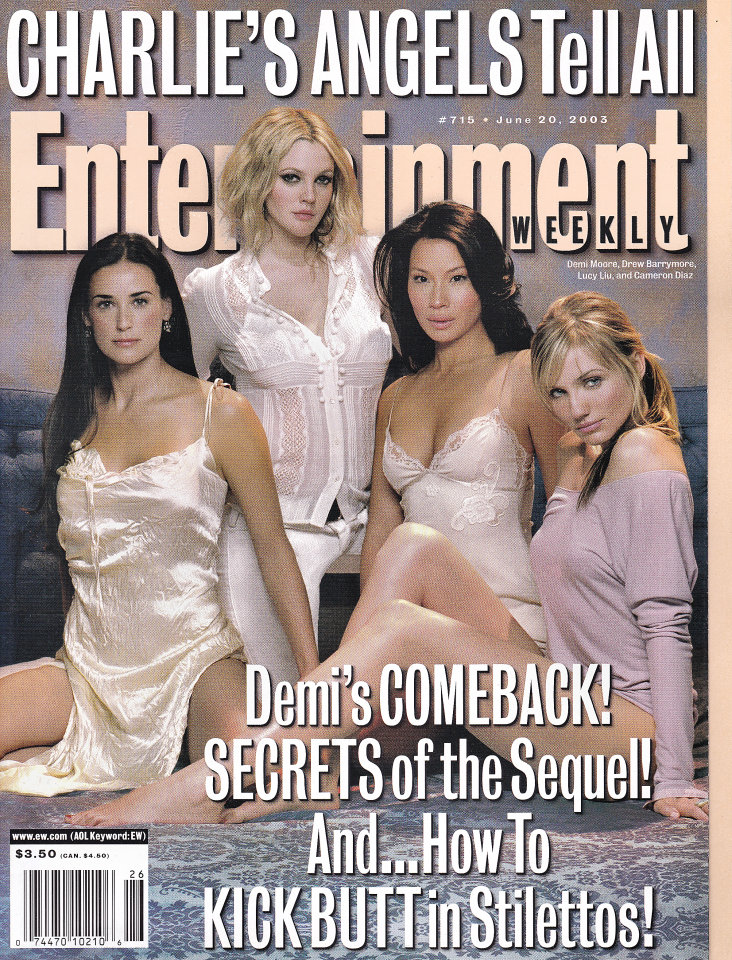 Entertainment Weekly No. 715