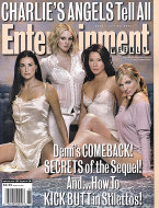 Entertainment Weekly No. 715 Magazine