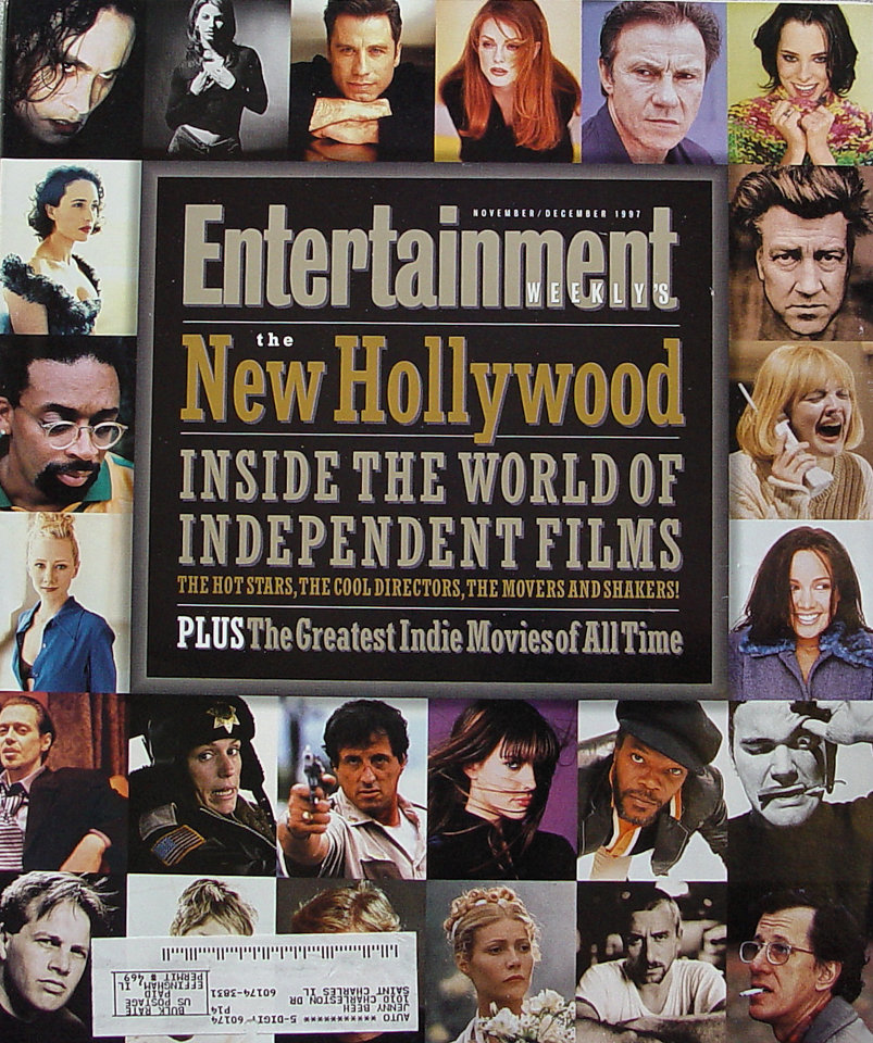 Entertainment Weekly: The New Hollywood