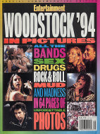 Entertainment Weekly Woodstock '94 Edition Magazine