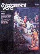 Entertainment World Magazine May 8, 1970 Magazine