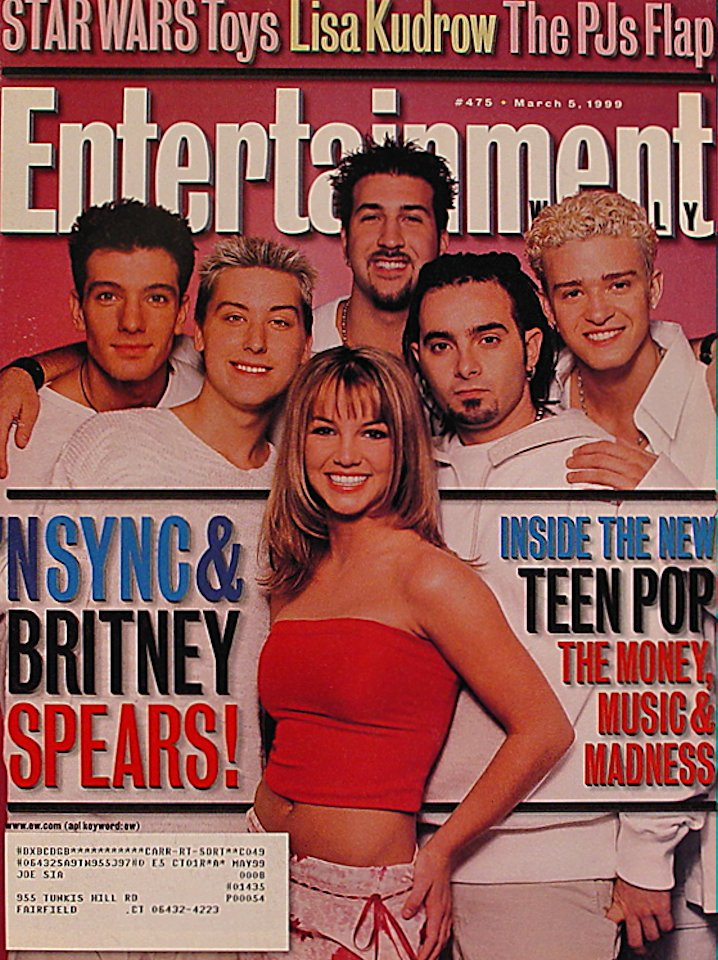 Entertainment Magazine