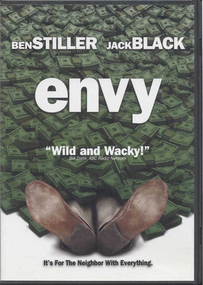 Envy DVD