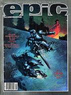 Epic Illustrated Vol. 1 No. 13 Magazine