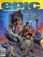 Epic Illustrated Vol. 1 No. 2 Magazine