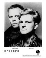 Erasure Promo Print