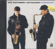 Eric Alexander & Lin Halliday CD