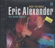 Eric Alexander CD