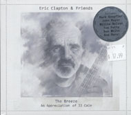 Eric Clapton & Friends CD