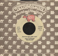"Eric Clapton and his Band Vinyl 7"" (Used)"