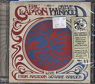 Eric Clapton and Steve Winwood CD