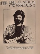 Eric Clapton - Crossroads Vol. 2 Book