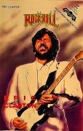 Eric Clapton Comic Book