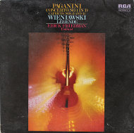 """Erick Friedman Vinyl 12"""" (Used)"""