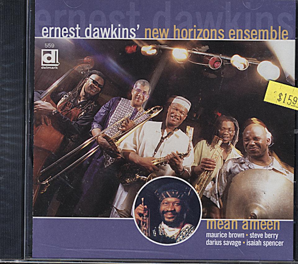 Ernest Dawkins' New Horizons Ensemble CD