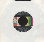 """Ernest Tubb and Loretta Lynn Vinyl 7"""" (Used)"""