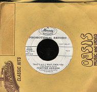 """Ernestine Anderson Vinyl 7"""" (Used)"""