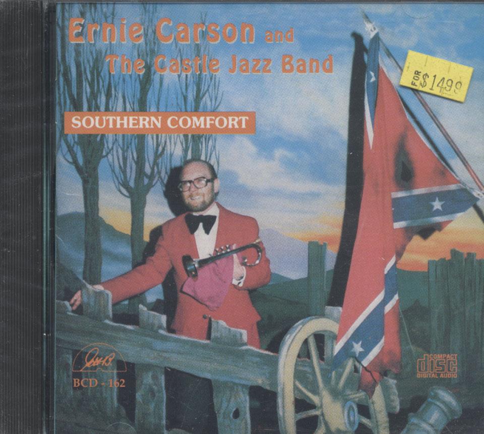 Ernie Carson And His Capital City Jazz Band CD