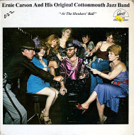 "Ernie Carson And His Original Cottonmouth Jazz Band Vinyl 12"" (Used)"