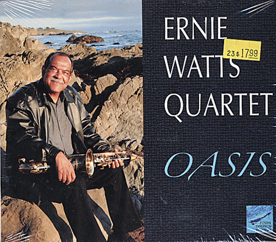 Ernie Watts Quartet CD