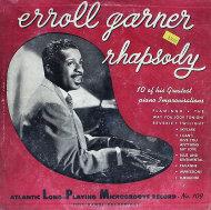 """Erroll Garner Vinyl 10"""" (Used)"""
