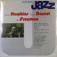 "Erskine Hawkins / Charlie Barnet / Bud Freeman Vinyl 12"" (New)"