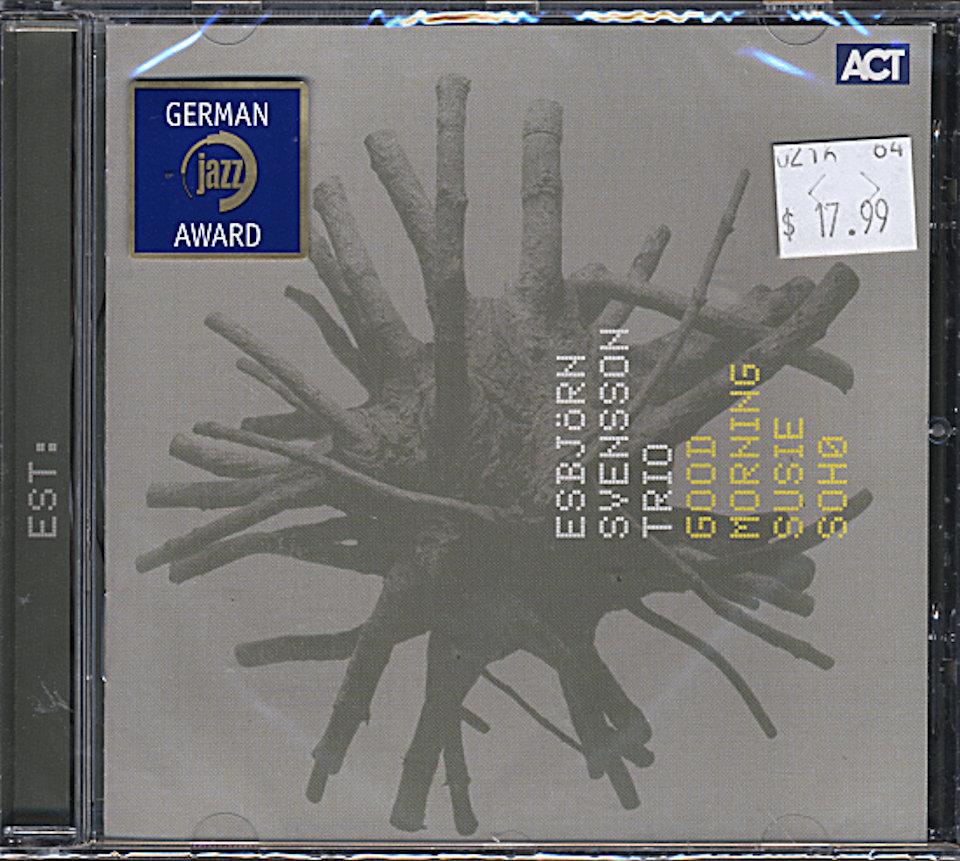 Esbjorn Svensson Trio CD