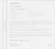 Esmerine CD