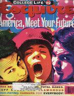 Esquire  Apr 1,1992 Magazine