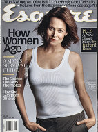 Esquire  Aug 1,2001 Magazine