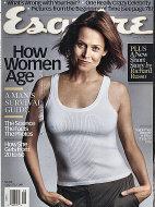 Esquire  Aug 1,2001 Magazine
