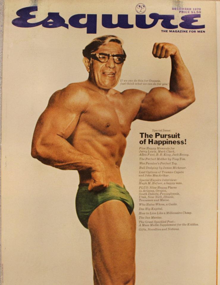 Esquire  Dec 1,1970