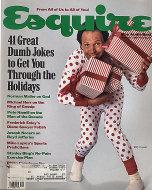 Esquire December 01, 1989 Magazine