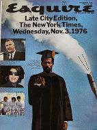 Esquire December 1, 1969 Magazine