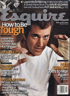 Esquire  Feb 1,2002 Magazine