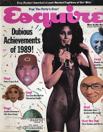 Esquire  Jan 1,1990 Magazine
