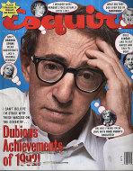 Esquire January 1, 1993 Magazine