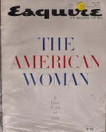 Esquire  Jul 1,1962 Magazine