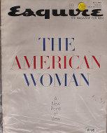 Esquire  Jul 1,1962 Magazine