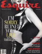 Esquire March 1, 1996 Magazine