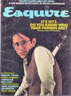 Esquire May 1, 1977 Magazine
