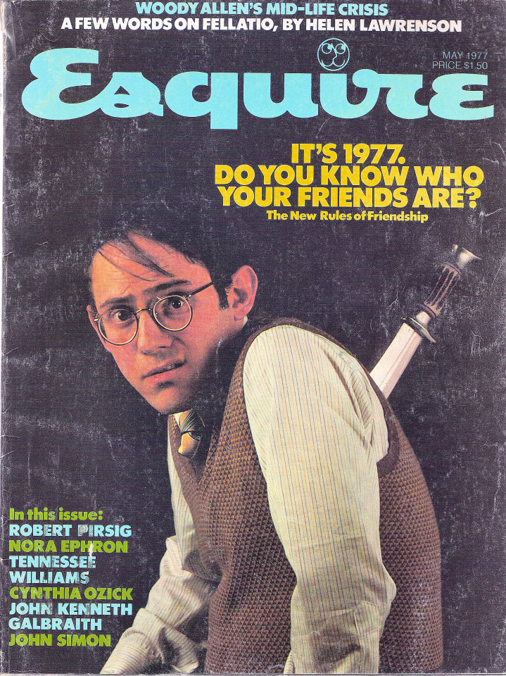 Esquire  May 1,1977