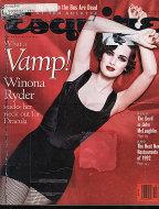 Esquire  Nov 1,1992 Magazine