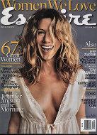 Esquire  Oct 1,2002 Magazine
